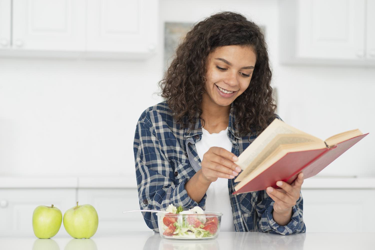 healthy reading african american