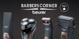 Groom and Style your look with the new BarbersCorner