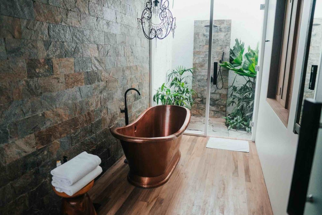 Hot Bathroom Trends for 2021