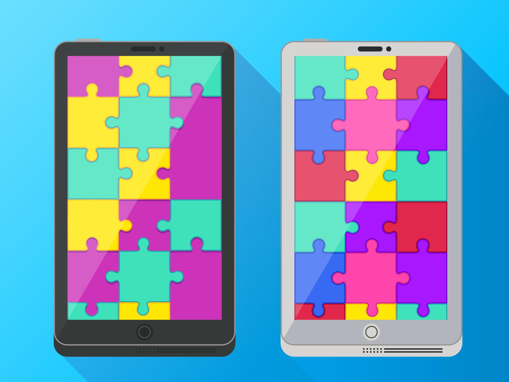 Mobile Puzzle Apps