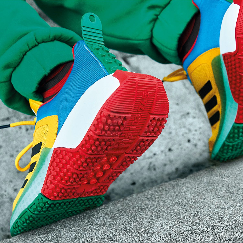 LEGO X Adidas Kidswear