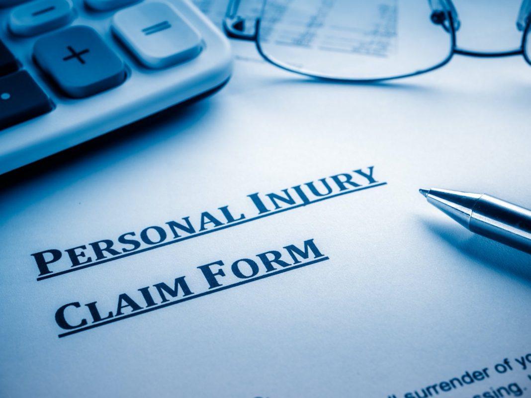 Personal Injury Claim Process