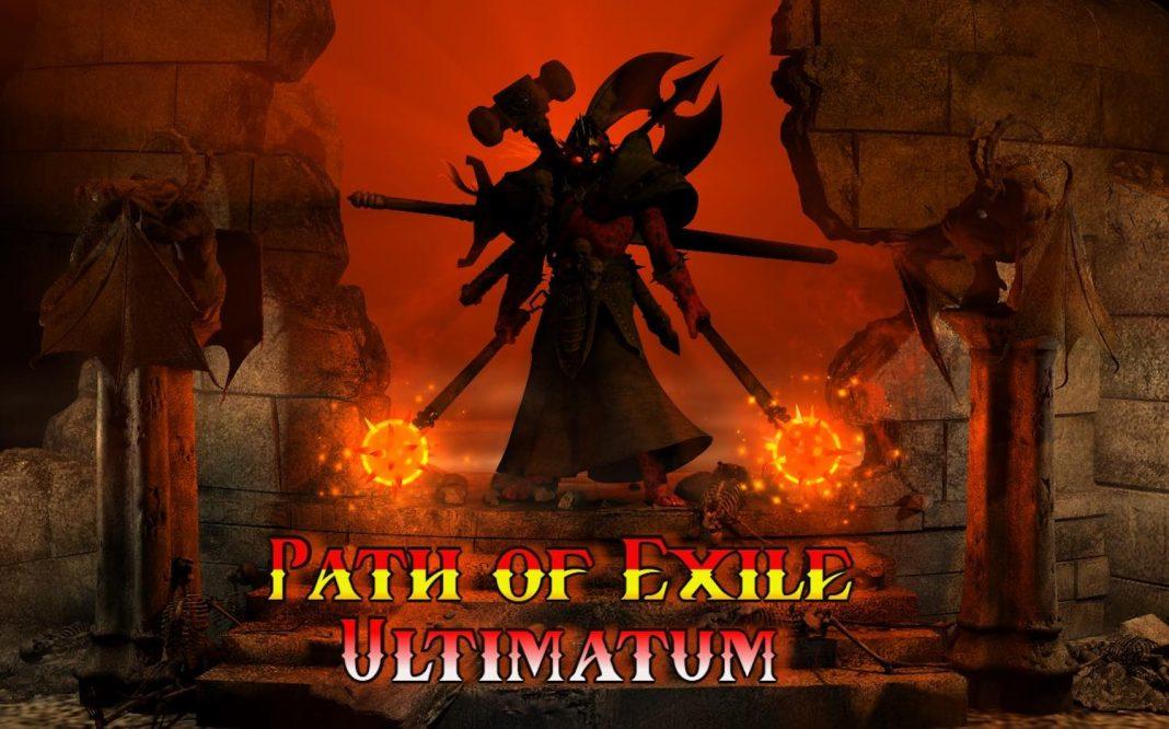 Path of Exile Ultimatum