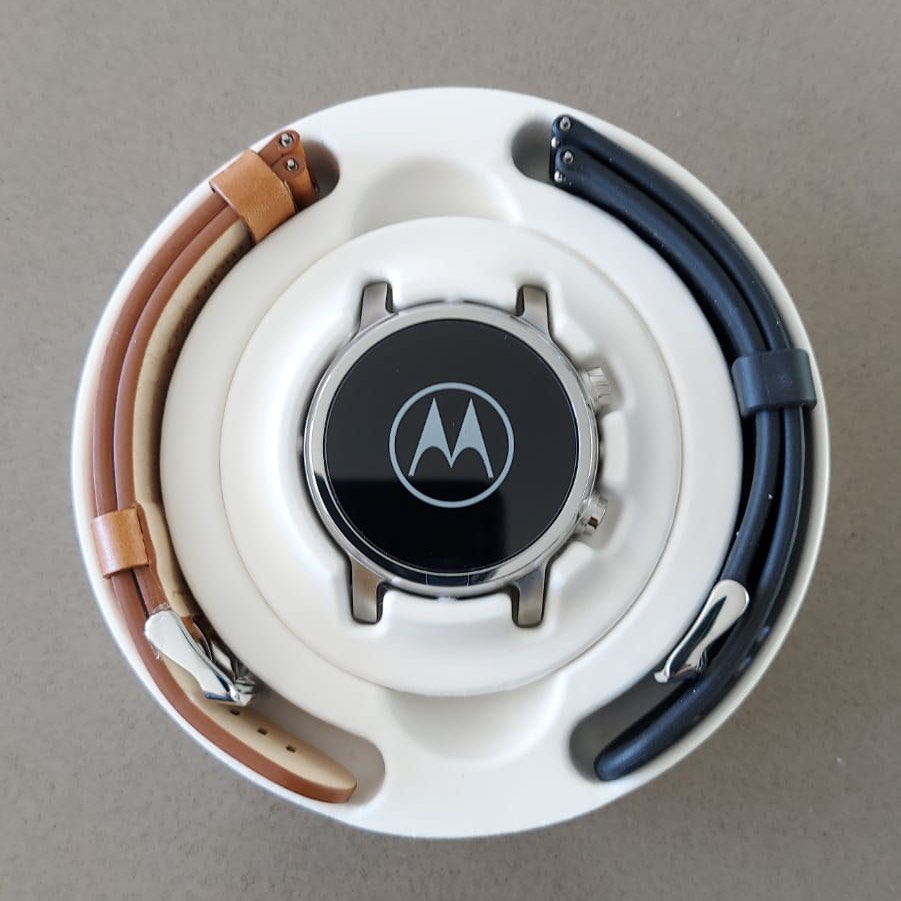 Review of the Moto 360