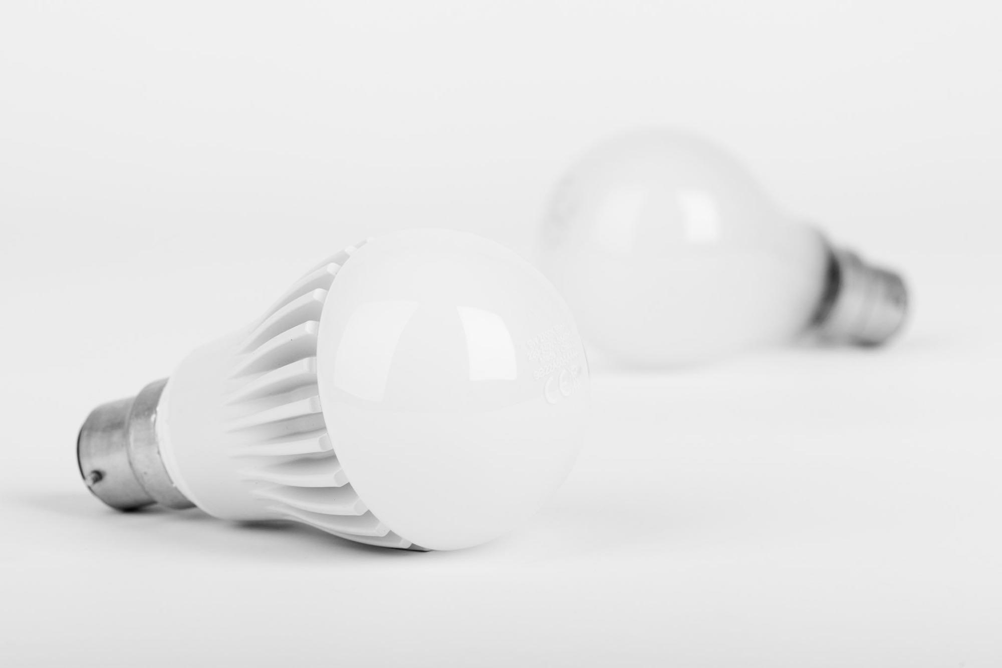 incandescent LED light bulb