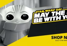 May the Fourth is here! Star Wars