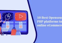 10 Best Open Source PHP platforms to build an online eCommerce store