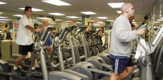 best elliptical for small spaces - fitness dis