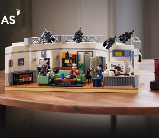 Serenity Now! LEGO® Ideas Seinfeld is ready to shop on LEGO.com