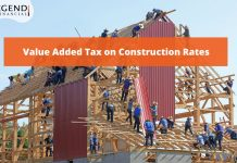 Value Added Tax on Construction Rates